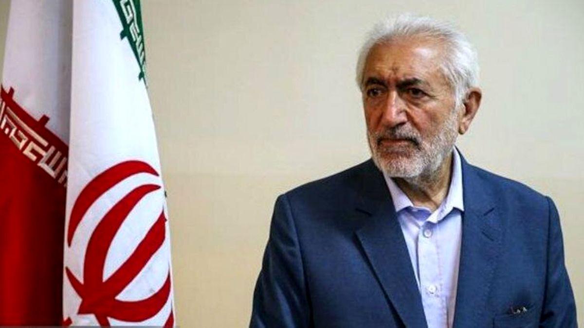 شعار انتخاباتی محمد غرضی برای  ۱۴۰۰