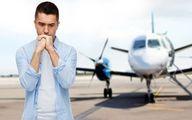 ۱۰ روش موثر برای غلبه بر ترس از پرواز با هواپیما
