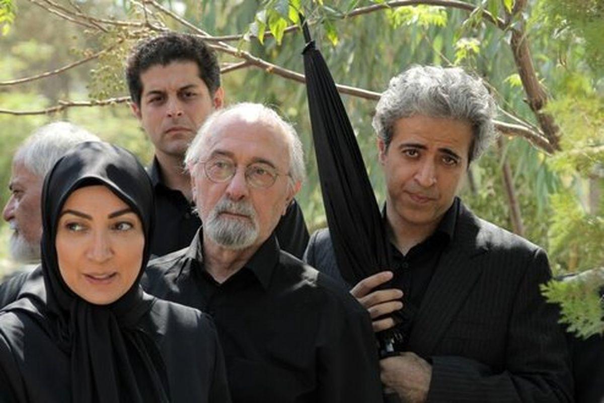 بازی شبنم قلیخانی در سریال تلویزیونی پاییز امسال +عکس