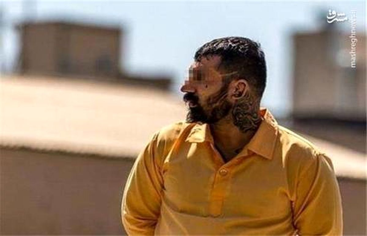 قاتل وحید مرادی به قصاص محکوم شد +عکس