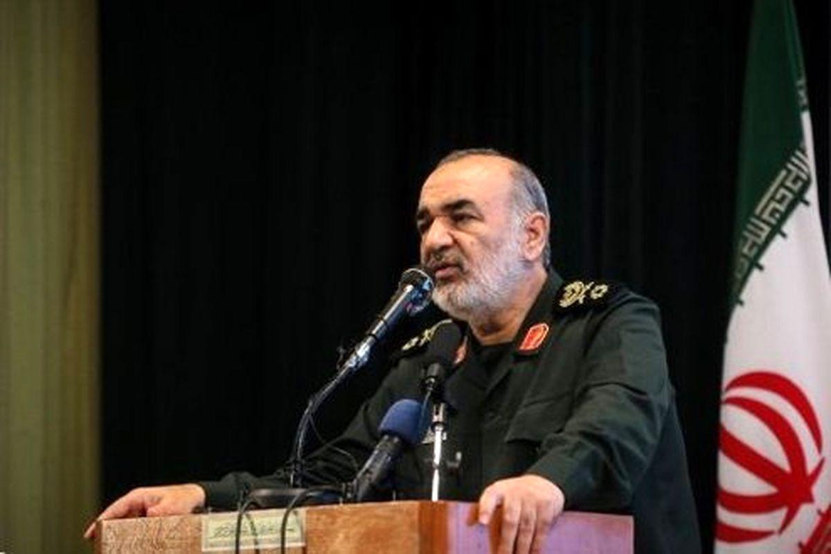 گزارش سرلشکر سلامی از اقدامات ضد کرونایی سپاه در مازندران
