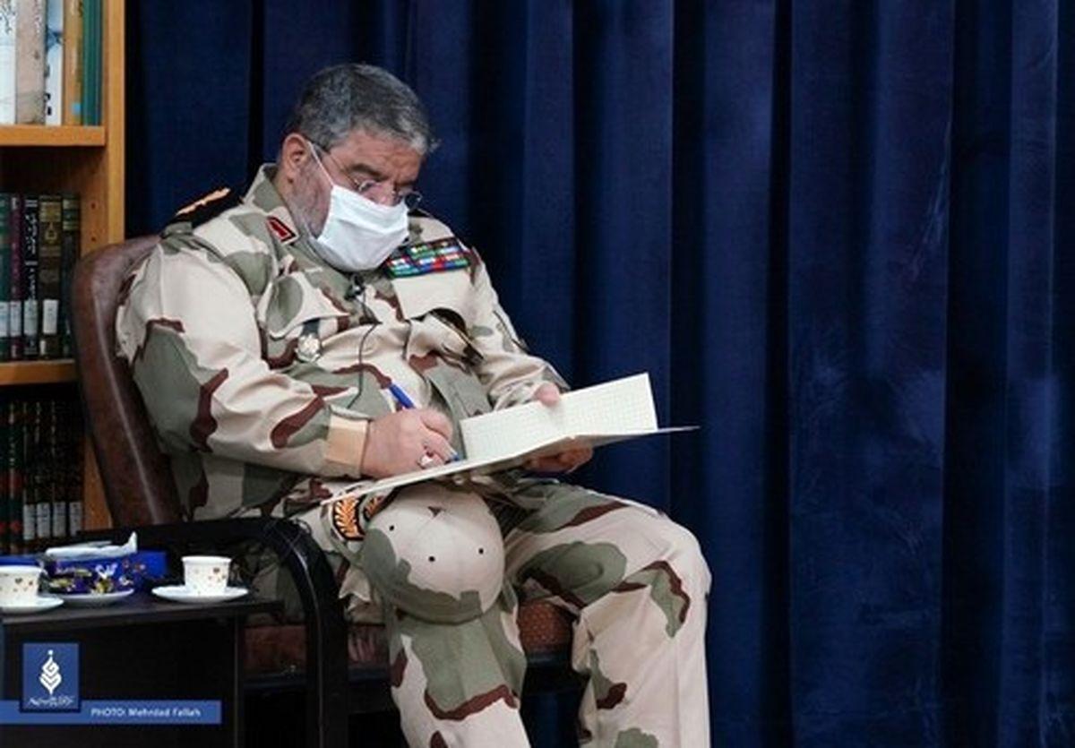 تحلیل سردار جلالی از جنگ ترکیبی دشمن علیه ایران