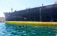 تصاویر: مانیتورینگ زیرآبی نیروی دریایی ونزوئلا از نفتکش ایرانی
