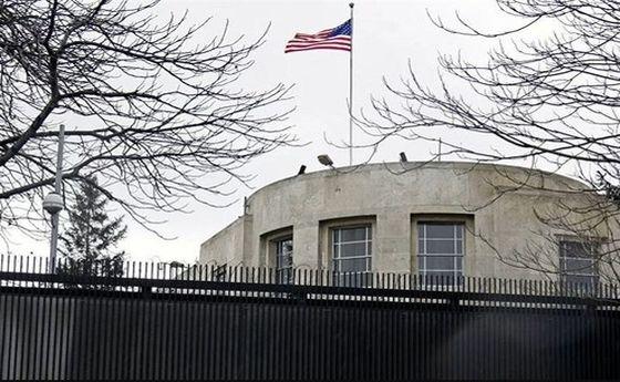 هشدار سفارت آمریکا به اتباع خود در ترکیه