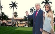 ویلای مجلل ترامپ پس از ترک کاخ سفید +عکس