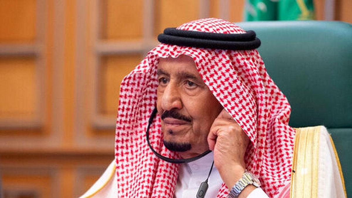 تعریف از خود به سبک پادشاه عربستان