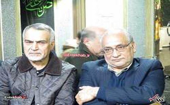 تصویر حسین فریدون پس از ماهها بی خبری