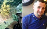 آخرین سلفی مرد جوان پیش از سقوط مرگبار +عکس