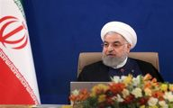 روحانی: صادرات نفت ایران دیگر وابسته به تنگه هرمز نیست