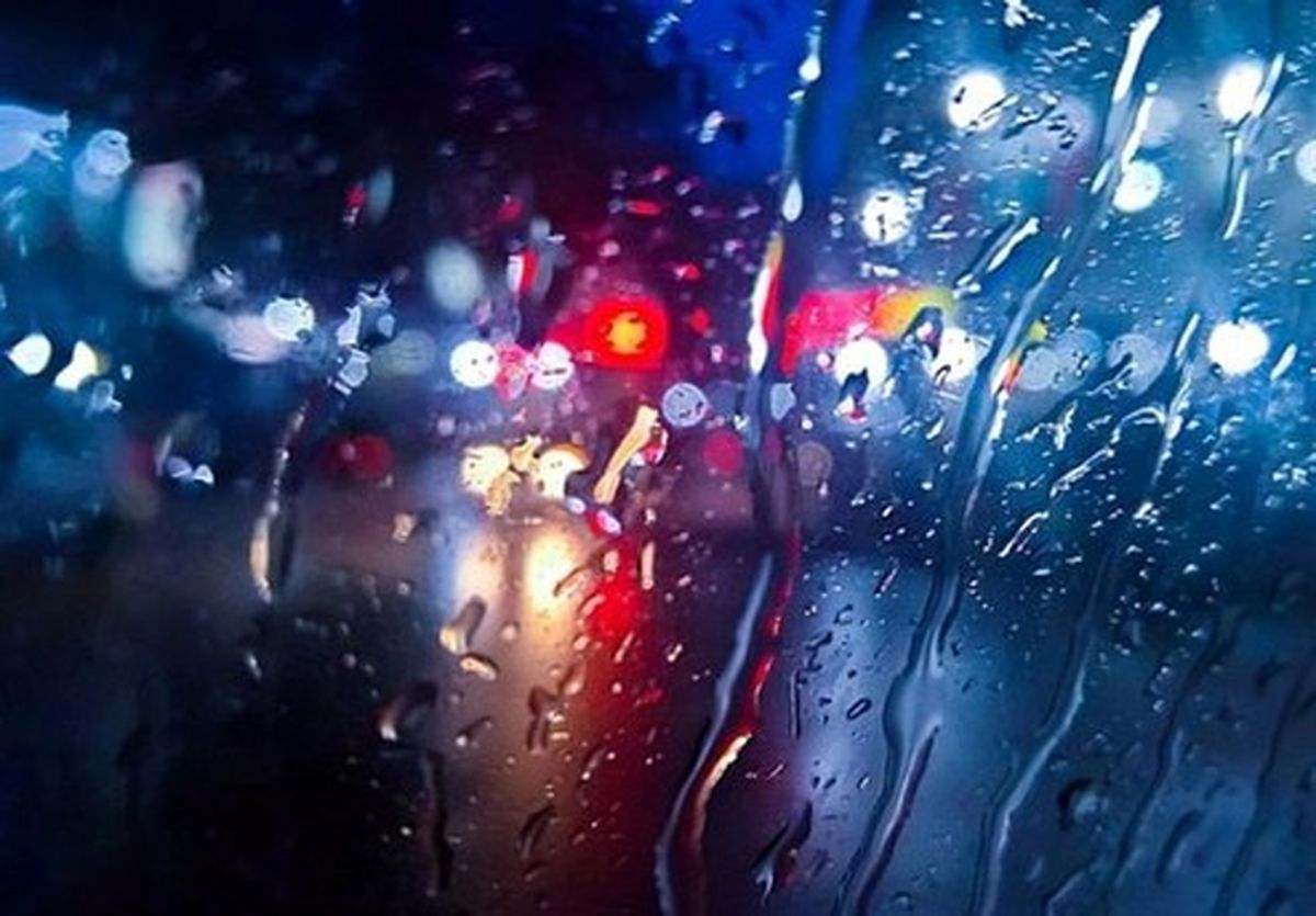 تداوم رگبار باران تا شنبه در برخی استانها