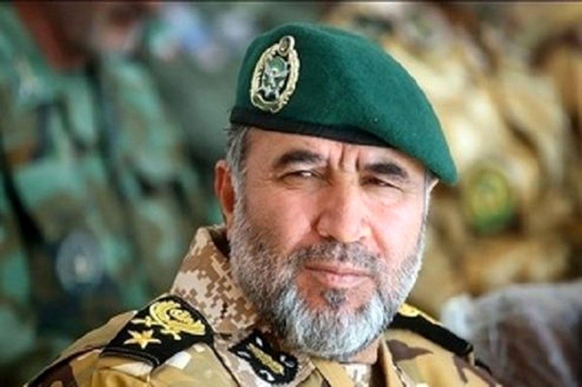 امیر حیدری: شهید سردار سلیمانی اسطوره و سمبل مقاومت است