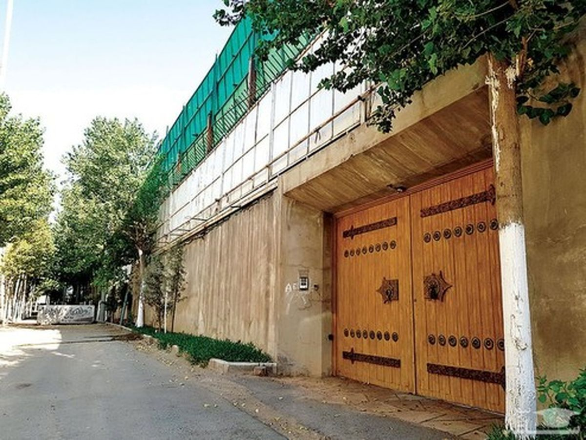 باغ وحش و ویلای اشرافی همدست بابک زنجانی +فیلم