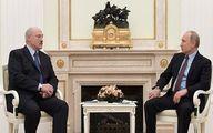 توافق پوتین و لوکاشنکو برای دیدار در مسکو