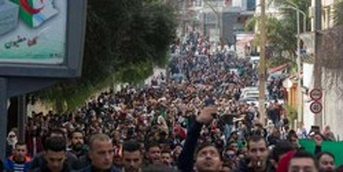 مسیر منتهی به فرودگاه پایتخت الجزایر بسته شد