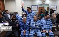 تصاویر: دوازدهمین جلسه دادگاه شرکت پدیده شاندیز