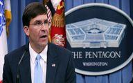 اسپر: توافق صلح با طالبان گام نخست پایان جنگ در افغانستان است