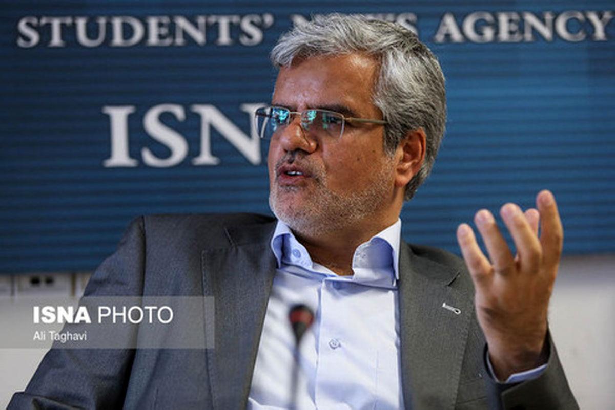 صادقی: قهر کردن با انتخابات راه حل صحیحی نیست