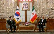 انتقادات صریح قالیباف در دیدار نخست وزیر کره جنوبی