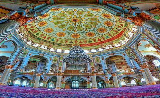 اینجا ترکیه نیست، کرمانشاه است+عکس