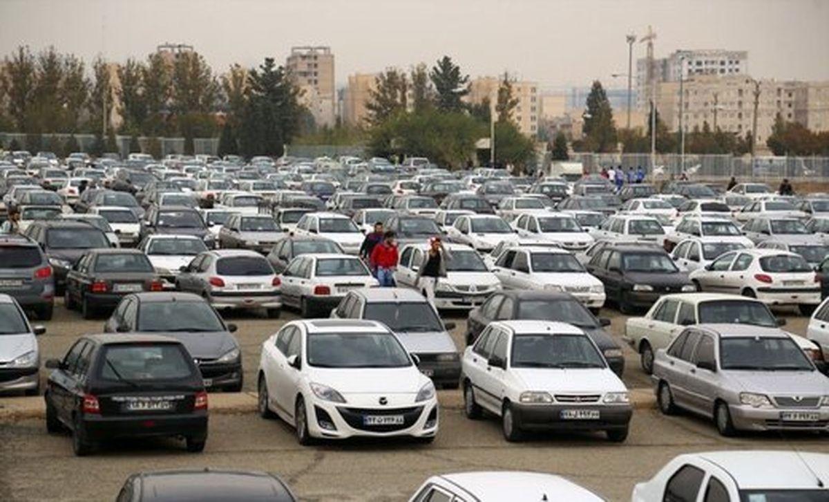 آخرین قیمت خودروهای ایرانی و خارجی را در بازار آزاد