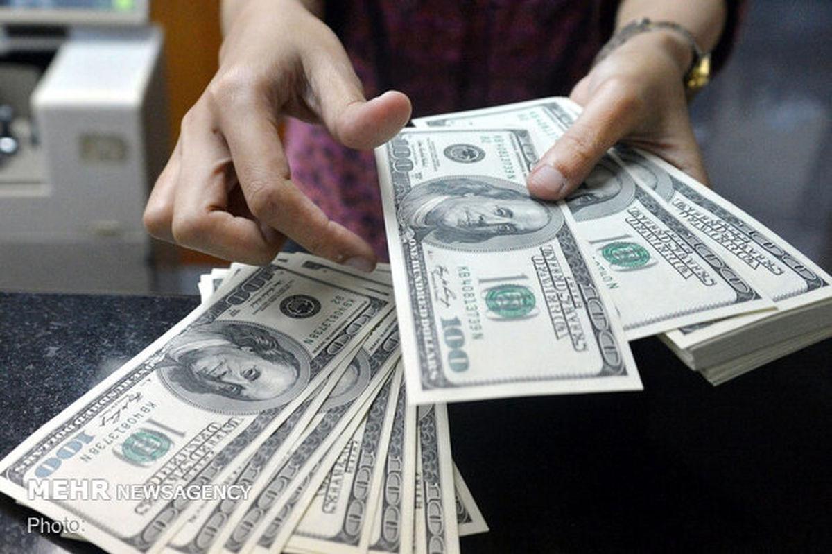 قیمت دلار در عصر روز  ۲ اردیبهشت