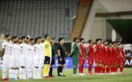 گل اول تیم ملی ایران به سوریه