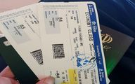 ماجرای برخورد با خانواده شهید رضایی نژاد در هواپیما