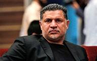 علی دایی: پدرم وصیت کرد قاطی سیاست نشوم