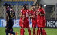ادعای رسانه قطری: تست کرونای 2 بازیکن پرسپولیس مثبت شد+عکس