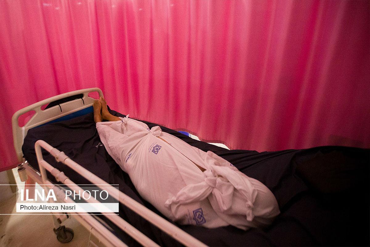 تصاویر ناراحت کننده از قزوین کرونایی