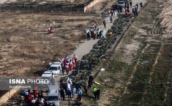 واکنش اوکراین و کانادا به گزارش هواپیمایی ایران