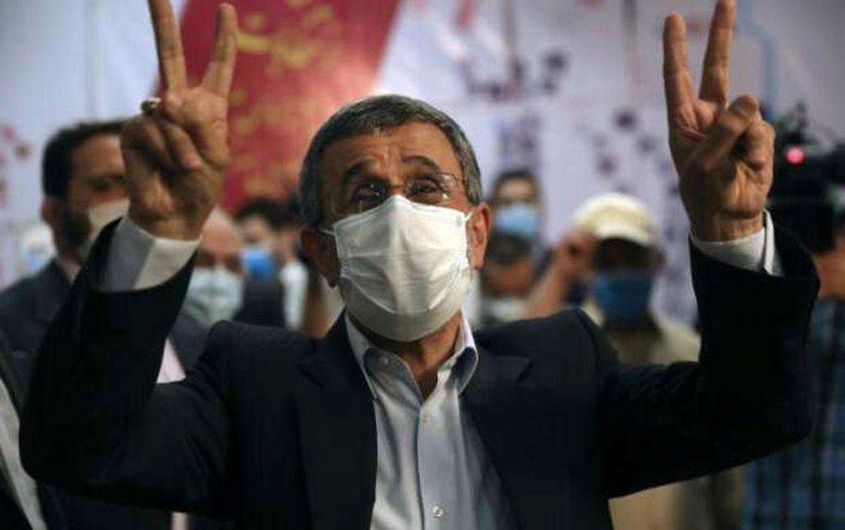 گزینه مطلوب احمدینژاد در انتخابات ۱۴۰۰ چیست؟