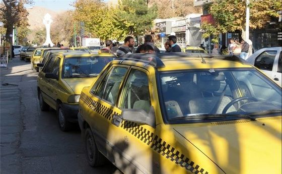 خبر مهم برای رانندگان تاکسی