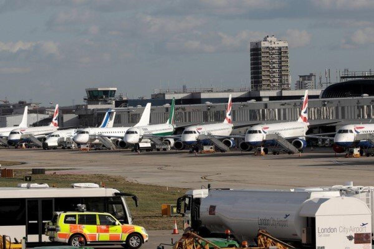 تمدید تعلیق پروازها به انگلیس