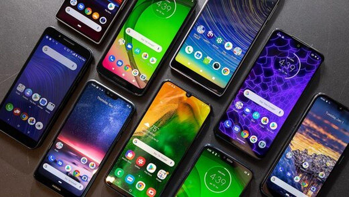 قیمت ها در بازار شب عید تلفن های همراه