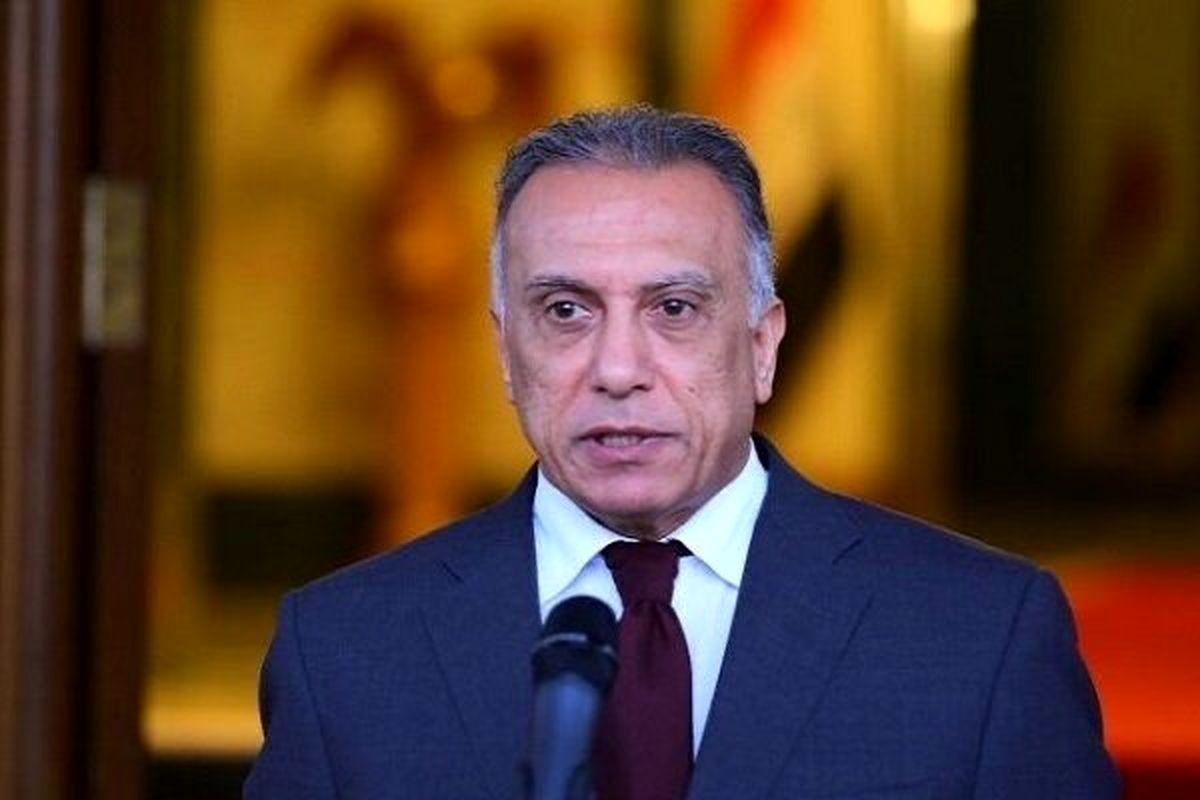 تفتیش فرمانده کل قوای عراق قبل از رای دادن! +عکس