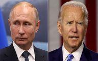 تماس بایدن با پوتین درباره اوکراین