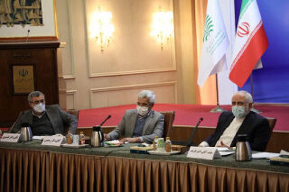 ظریف: سیاست ما خدمت به اقتصاد کشور است