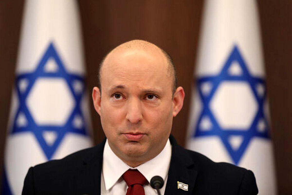 ترس «نفتالی بنت» از محاصره اسرائیل توسط ایران
