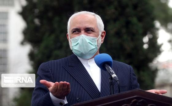 ظریف: همان طور که موشک ساختیم، واکسن کرونا هم ساختیم