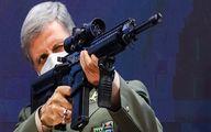 وزیر دفاع: سلاح مصاف بسیار خوش دست است