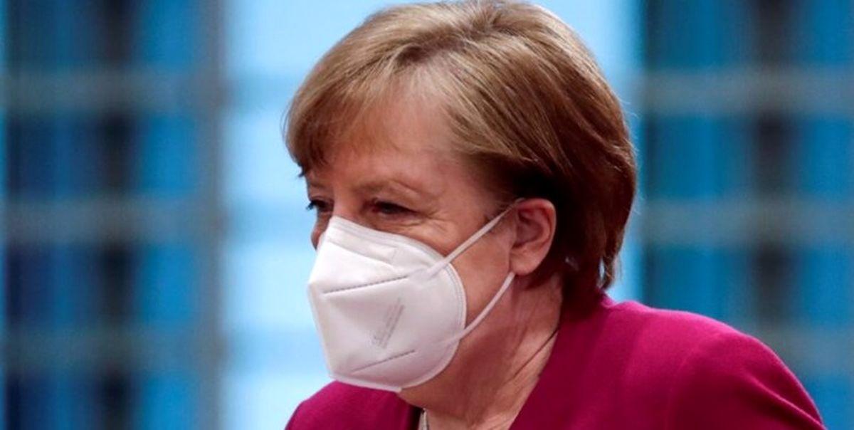 واکنش «آنگلا مرکل» به اعتراضات ضد صهیونیستی در آلمان