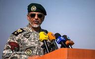 دریادار سیاری: هیچکس نمیتواند توان دفاعی ما را نادیده بگیرد