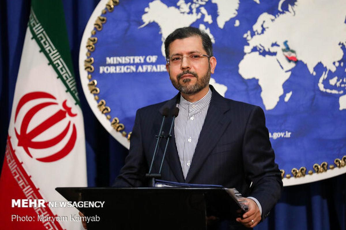 واکنش خطیبزاده به خبر تبادل زندانیان بین ایران و آمریکا