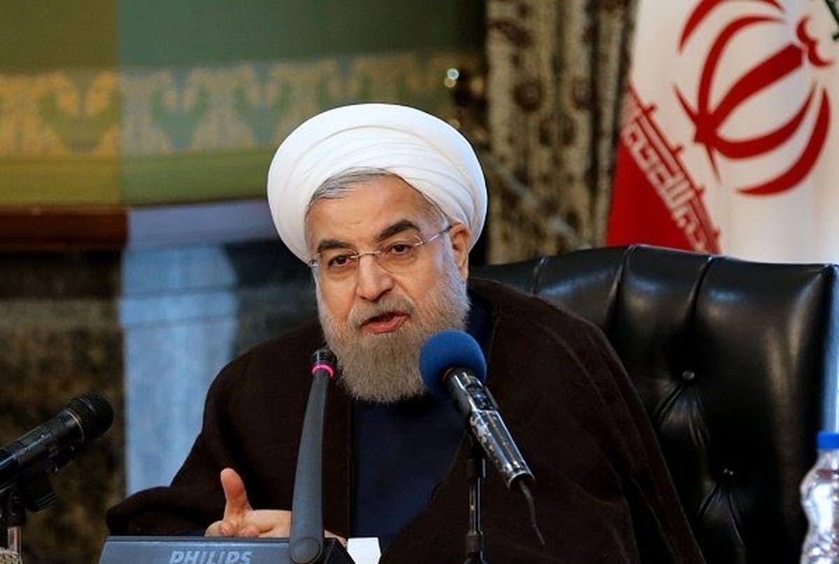 روحانی: در روزهای اول گفتم باید کرونا را یکساله ببینیم