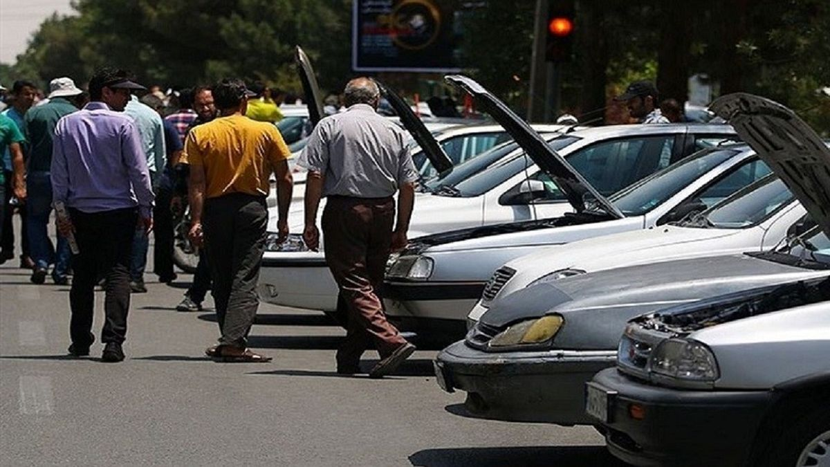 تازه ترین قیمت خودروها در بازار امروز 27 بهمن