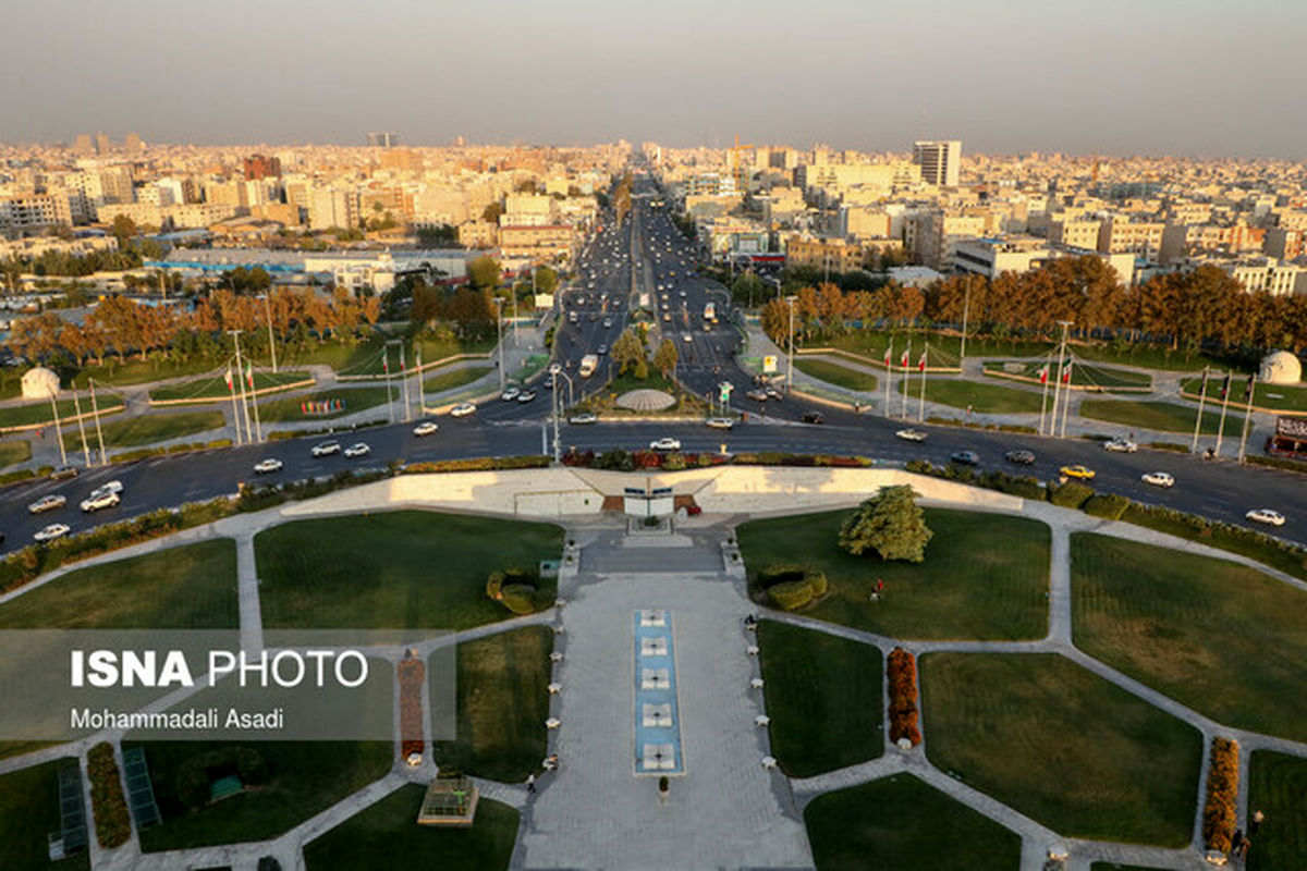 کیفیت قابل قبول هوای تهران
