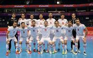 پیروزی دشوار ایران مقابل آمریکا