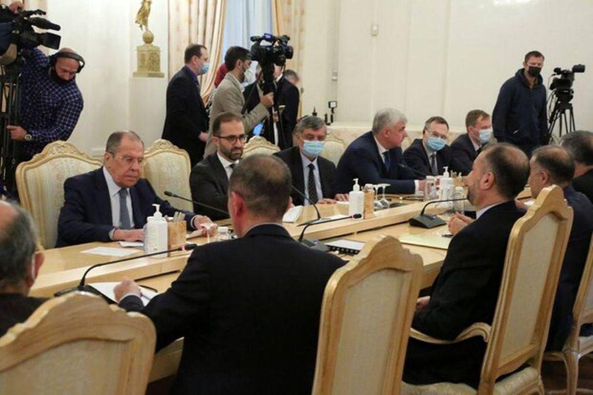 رایزنی امیرعبداللهیان با همتای روس خود در مسکو