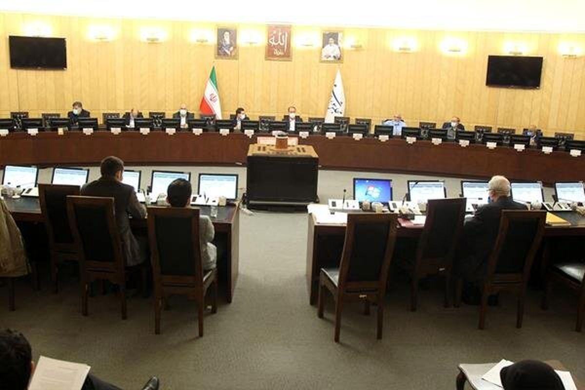 حضور وزرای پیشنهادی دفاع و ارتباطات در کمیسیون بودجه